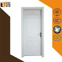 Buy cheap solid wood frame/architrave custom solid wood bedroom door from wholesalers