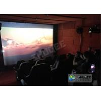 Buy cheap Indoor Play Area 5D Movie Theater For Kids And Adults With Special Effects product