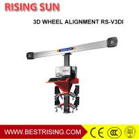 Buy cheap Car wheel balancing and alignment equipment for garage from wholesalers