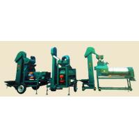 Buy cheap Seeds processing machine for Shell(threshing)winnowing-screen-proportion selection-coating unit from wholesalers