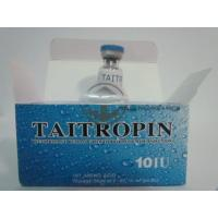 Buy cheap Taitropin Hgh Human Growth Hormone / Hgh Hormone Injections Aluminum Foil Bag Packing from wholesalers