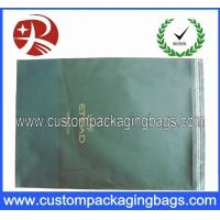 Buy cheap Black Poly Mailer Self Sealing Envelopes Bags with Protective and Recyclable from wholesalers