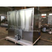 Buy cheap Commercial Industrial Clear Cube Ice Maker Machine For Ice Factory from wholesalers