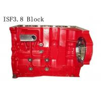 Buy cheap ISO Certificated Vehicle Diesel Engines Cummins ISF 3.8 Engine Block 5261256 from wholesalers