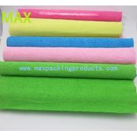 Buy cheap Flame Resistant Crepe Paper /Wrapping Paper for Gift from wholesalers