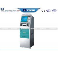 Buy cheap Dust - Proof ATM Bank Machine / Gift Card Dispenser Kiosk High Speed Running from wholesalers