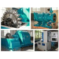 Buy cheap 50HZ / 60HZ Water Power Hydraulic Power Generator With Vertical / Horizontal Shaft from wholesalers