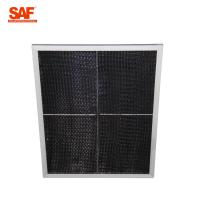 Buy cheap G1-G4 Primary Panel Air Filter , Nylon Mesh Filter Large Air Flow Washable Screen from wholesalers