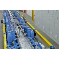 Buy cheap Home Deco T Grid Ceiling Cold Roll Forming Machine 380V 50Hz With Manual Brake product