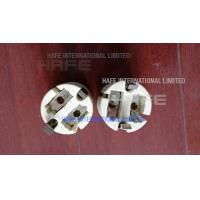 Buy cheap GX9.5 / GY9.5 Halogen Lamp Base Electrical Ceramic Lighting Holder 250 Volt 2 A from wholesalers