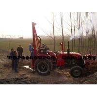 Buy cheap Tractor drilling rig 30 meters depth from wholesalers