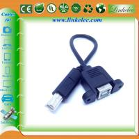 Buy cheap usb panel mount cable usb shielded high speed cable 2.0 from wholesalers