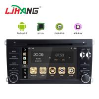 Buy cheap 3g Wifi Steering Wheel Control Car Stereo DVD Player , Porsche Android Car Stereo product