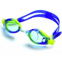 Buy cheap Colourful Promotion silicone Custom Prescription Swimming Goggles for man / lady from wholesalers