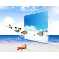 Buy cheap Commercial P6 Outdoor LED Screen , Super Slim Advertising Led Display Board from wholesalers