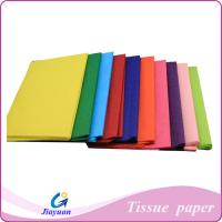 Buy cheap 2015 Popular sale! Gift/Promotion/Decoration Packing Colored Paper Tissue/gift wrap tissue from wholesalers