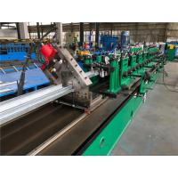 Buy cheap 1.8mm Thickness C Channel Roll Forming Machine Drive System By Chain from wholesalers