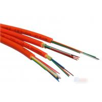 Buy cheap Multi-purpose Distribution Cable GJFJV in LSZH Jacket for Multi Optical Fiber Jumper from wholesalers