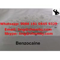 Buy cheap Local Anesthetic Powder 94-09-7 Benzocaine API for Anti-Paining CAS 94-09-7 from wholesalers