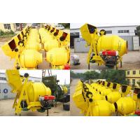 Buy cheap China high quality low cost cement mixer diesel from wholesalers