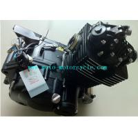 Buy cheap GXT200 Motocross GS200 Engine Black Electric Start Motorcycle Engine Parts QM200GY-B from wholesalers