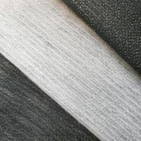 Buy cheap Stitched Nylon Nonwoven Interlining, Made of 50% Nylon and 50% Polyester from wholesalers