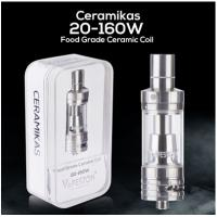 Buy cheap Hot selling 20-160w Ceramikas tank 0.2ohm Best Sub Ohm Tank big vapor clearomizer from wholesalers