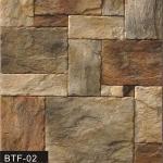Buy cheap Stone Veneer, Brick Cultured Stone (BTF) from wholesalers