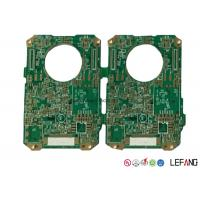 Buy cheap 8 Layers Multilayer PCB Board Rogers RoHS ENIG Integrated Anticorrosive from wholesalers