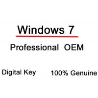 Buy cheap Update Microsoft Windows 7 License Key Pro Computer System Lifetime Use from wholesalers