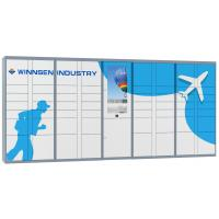 Buy cheap Automatic Smart electronic locker parcel delivery  rental click and collect  locker  indoor or outdoor from wholesalers