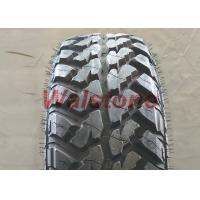 Buy cheap Black Color Mud Terrain Tyres Vs All Terrain Tires For 4- Wheel SUV & Jeep from wholesalers