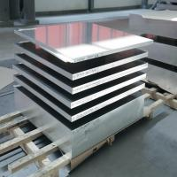 Buy cheap Heat Resistant Aluminium Sheet Plate 1050 1060 1100 Alloy Anti Corrosion For Aircraft from wholesalers