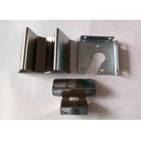 Buy cheap Durable Custom CNC Machined Parts Iron / Aluminum Welding And Drilling Services from wholesalers