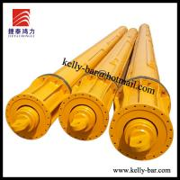 Buy cheap Kelly bar matched bored pile piling machine Bauer  Soilmec IMT MAIT SANY ZOOMLION XCMG DRILLING KELLY BAR from wholesalers