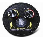 Buy cheap Under Water Metal Detector Gold Detector Waterproof Metal Detector from wholesalers