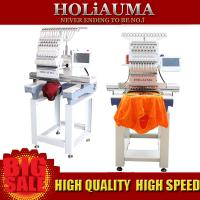 Buy cheap Top sell single head computer machine embroidery clothes hat cap shoes and so on from wholesalers