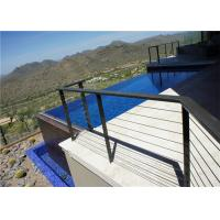 Buy cheap Easy Install Stainless Steel Wire Cable Railing System With Square Post / Round Post from wholesalers