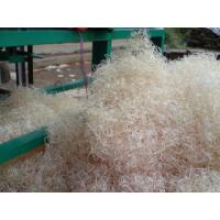 Buy cheap Wood Excelsior Machine Wood Wool Making Equipment Shavings Making Machine For India from wholesalers