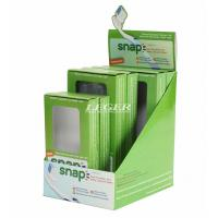 Buy cheap Full Color Printed Toothbrush Packaging Boxes 350gsm Paperboard Material With Window from wholesalers