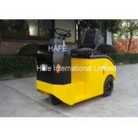 Buy cheap 24 / 240V/Ah Strong Baggage Towing Tractor , Electric Tow Truck Easy To Operate from wholesalers