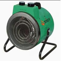 Buy cheap 2000w 3000w stainless steel free standing fan heater for greenhouse , construction site and home from wholesalers