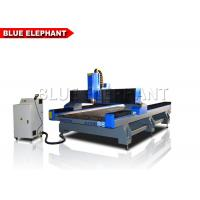 Buy cheap Heavy Duty Cnc Router Stone Etching Machine / Equipment , Cnc Stone Cutting Machine For Marble / Granite from wholesalers