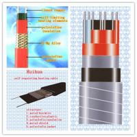 Buy cheap Self-Regulating Heating Cable for Oil Well Heat Tracing from wholesalers