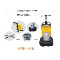 380V - 440V 11HP Marble Floor Polisher With Stepless Speed Regulation