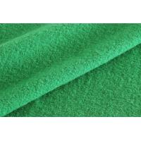 Buy cheap Green Color Medium Weight Boiled Wool Fabric For Blazer Without Washed from wholesalers