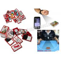 Buy cheap Korea Huatu Barcode Marked Playing Cards For Poker Analyzer Gostop Bullfighting Game from wholesalers