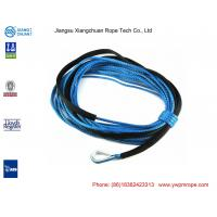 Buy cheap Winch Rope UHMWPE Synthetic Cable 10mm x 30m 4WD Recovery Offroad Warn from wholesalers
