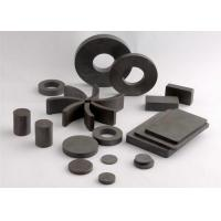 Buy cheap Y30 Sintered Ferrite Magnet , Ceramic Magnet For Speaker Parts from wholesalers