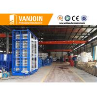 Buy cheap Lightweight Wall Panel Forming Machine , Fireproof Sandwich Panel Production Line from wholesalers